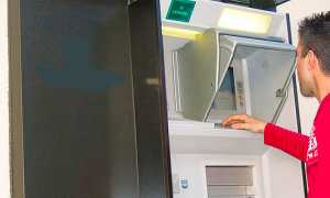 bancomat prelievo