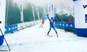 damiano lenzi campione sci alpinismo