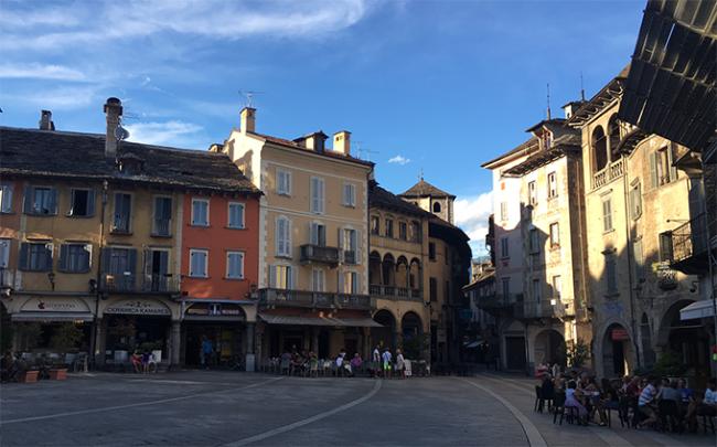 piazza mercato domo estate